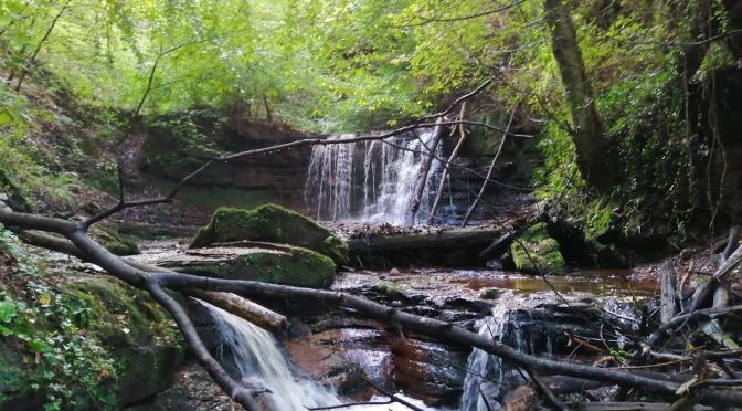 The Gododdin Heritage Trail: Papple to Nunraw Falls