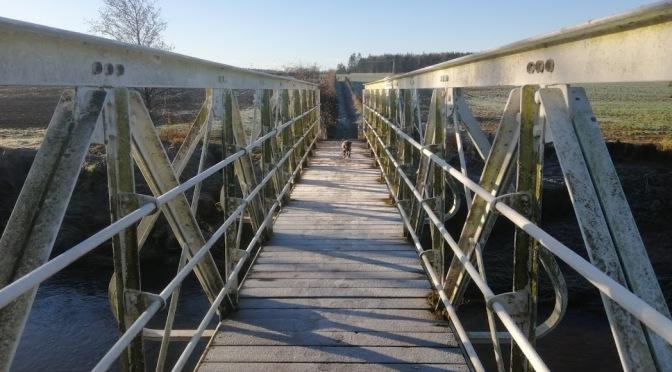 The Gododdin Heritage Trail: The Lennoxlove Loop & Back to Haddington